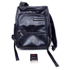 Tumi Ultra Portable Notebook Backpack Full Grain